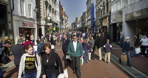 749608e55d Dublin City Council to examine if pedestrian areas need increased ...
