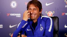 "Chelsea manager Antonio Conte said: ""I can tell you that everyone who was in Chelsea knows very well what happened last season with Diego."" Photograph: Action Images via Matthew Childs/Reuters"