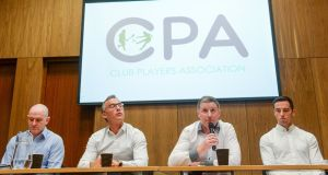 The Club Players Association has criticised the draft agenda for September's special GAA congress. Photograph:  Piaras Ó Mídheach/Sportsfile