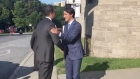Taoiseach meets Canadian PM in Montreal