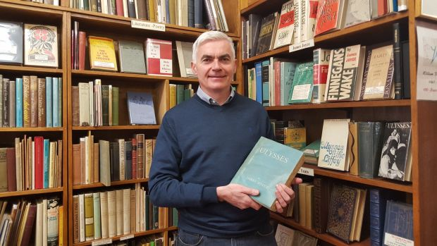 "David Cunningham of Ulysses Rare Books: ""Dust jackets can be worth more than the book they cover"""