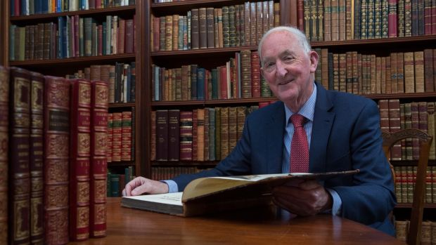"Norman Healy of Healy Rare Books: ""Profit should never be the overriding factor"""