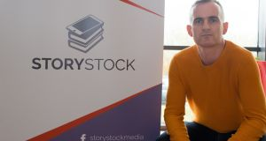 "StoryStock's Francis Fitzgibbon: ""StoryStock.com is not a breaking-news platform. We are a story-based platform that deals with 'why' things happen, not 'what' happened."""