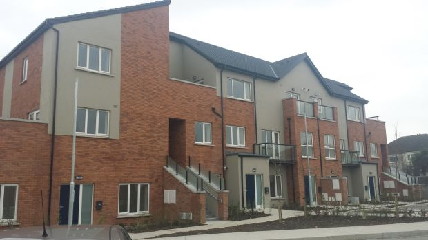 Some of the more than 500 new homes provided by Tuath Housing association in 2017. The apartments pictured here are in Beaumont, Dublin.