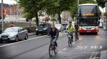 New traffic restrictions in Dublin city centre face their first real test