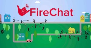 Firechat has proved particularly useful during natural disasters when normal communications have been disrupted.