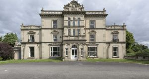 Ashton House: the Italianate-style mansion was built in the 1880s and later remodelled in a Palladian style