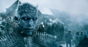 Cool and the gang: The Night King and his army