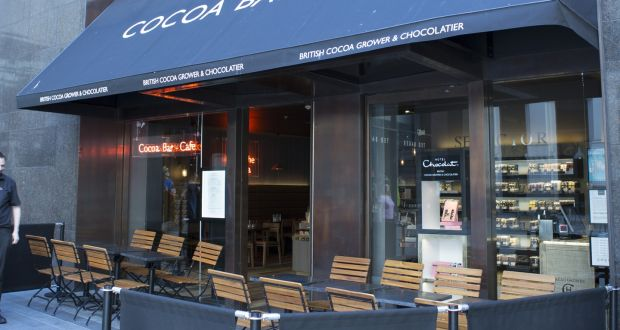Hotel Chocolat In Liverpool The Boutique Chocolatier Intends To Open Its Latest Dublin