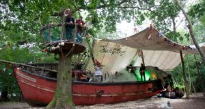 All bands on deck: The Salty Dog stage at Electric Picnic