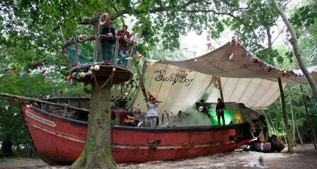 Salty Dog: Stradbally's original pirate music ship