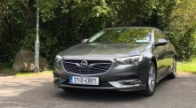 Our Test Drive: the Opel Insignia