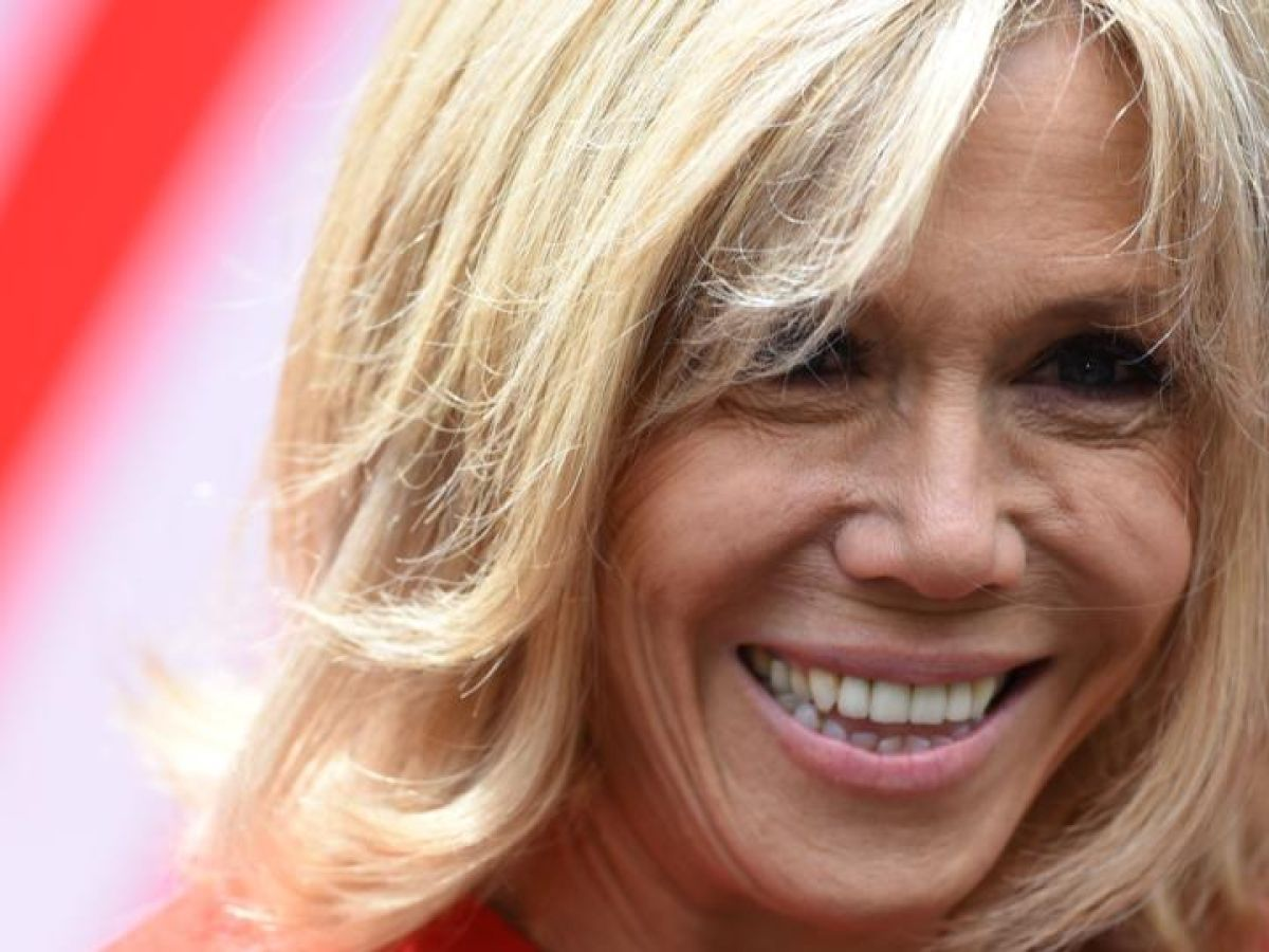 Brigitte Macron S First Formal Interview Is A Labour Of Love