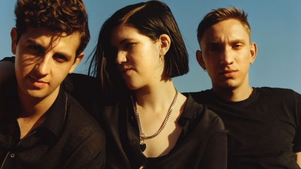 Hold me now: The xx