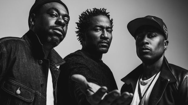 Tribal kicks: A Tribe Called Quest