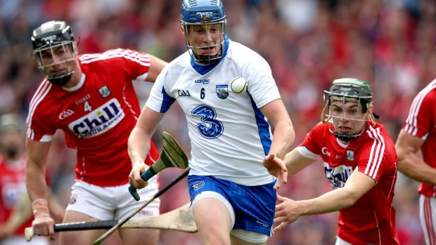 Waterford's Austin Gleeson will be available for the All-Ireland final. Photograph: Ryan Byrne/Inpho