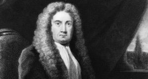 Sir Hans Sloane (1660-1753) the Anglo-Irish physician, naturalist and botanist, circa. 1700. Photograph: Hulton|Archive