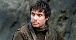Run Gendry run: do not ever challenge this man to a race, unless you are a raven or a dragon