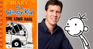 Series such as Jeff Kinney's Diary of a Wimpy Kid  have spearheaded a trend of novels where the words have become co-star to the illustrations