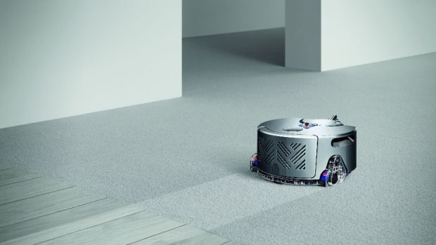 The Dyson 360 Eye
