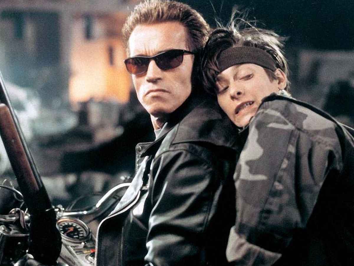 Terminator 2 3D review: He's come back