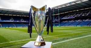 Saracens are the current holders of the Champions Cup. Photograph: James Crombie/Inpho
