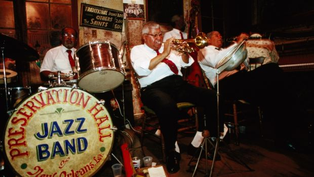 New Orleans, where it's easy get caught up in the blend of jazz, excellent Creole food and resilient Louisiana spirit