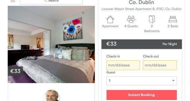 Online scam targets Irish renters with fake Airbnb website