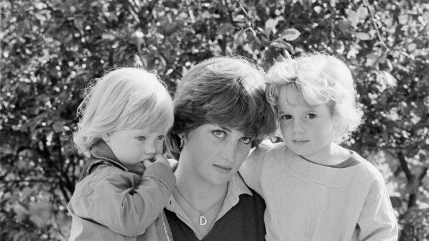 Was it the images of Diana as a vibrant mother of two happy sons that hit a nerve?