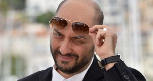 Russian director Kirill Serebrennikov: has been detained on suspicion of massive fraud. Photograph: Loic Venance/AFP/Getty