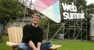 Paddy Cosgrave, chief executive of Web Summit. Photograph: Sam Boal/Rollingnews.ie