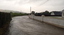 Houses destroyed and roads become rivers as floods devastate Donegal