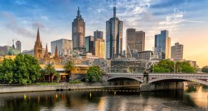 Melbourne has topped The Economist's most liveable city index for a record seventh consecutive time. Photograph: Getty Images