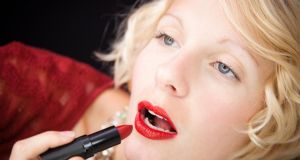Red lips are going nowhere, and thank goodness for that. Photograph: iStock