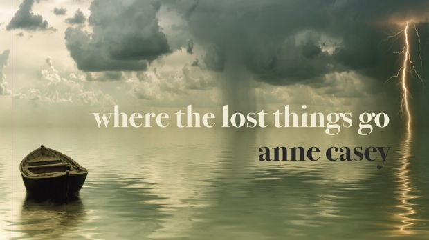"The debut poetry collection by Anne Casey. ""I found that writing poetry helped me to make sense of it all. It helped me to process my guilt and grief"""