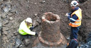 Between the Lines: The Archaeology of Luas Cross City