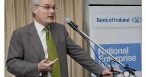 Mark Cunningham: he  is leaving Bank of Ireland after 30 years