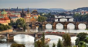 Take a city break to Prague for less than €200 this winter