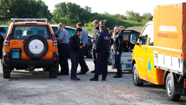Police say headless body in Denmark belongs to missing Swedish reporter