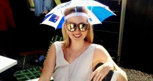 Kate O'Connell on Australia Day: 'I'm loving life in Melbourne.'