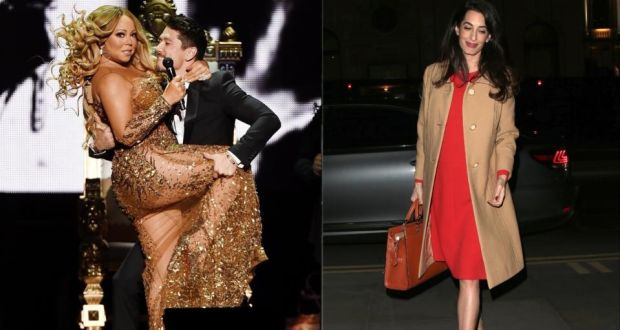 Good news: Rihanna is fat  And Amal is dangerously thin'