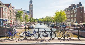 Amsterdam may be less attractive to bankers than to high-speed traders. Photograph: iStock