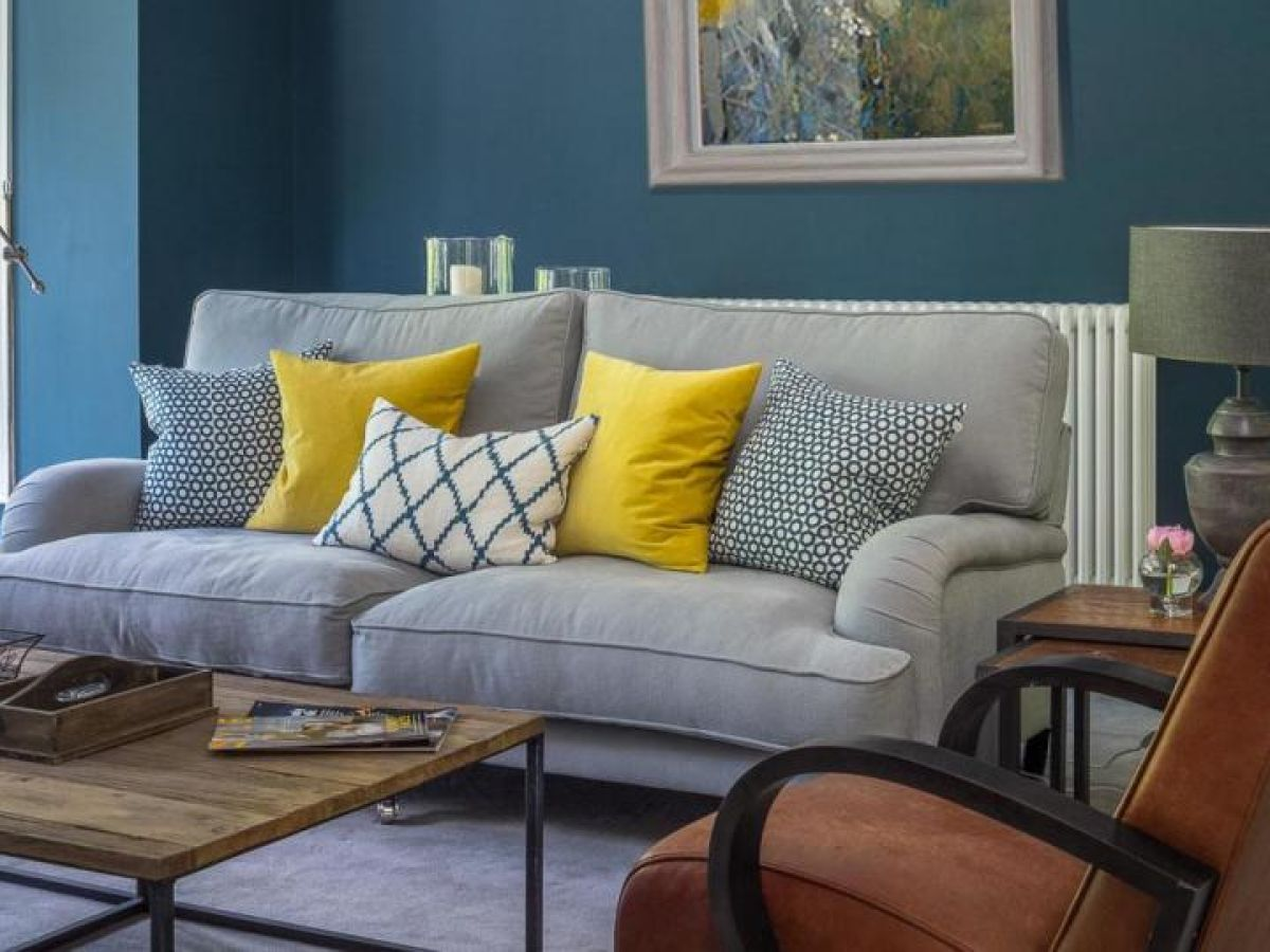 Eight rules for choosing the right colour for your home