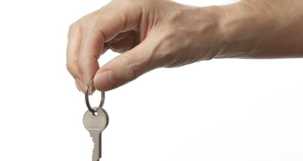 You Cannot Simply Take Possession And Change The Locks. Photograph: IStock
