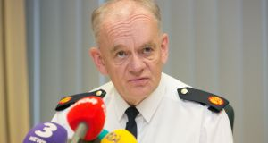 "Assistant Commissioner John O'Driscoll: ""More than 30 lives had been saved in the past 18 months since the feud erupted."" Photograph: Gareth Chaney/Collins"