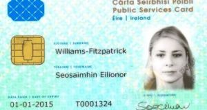 Minister for Social Protection Regina Doherty says public services card is now mandatory to access payments from her department.