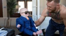Dress your baby like a bank manager and other ways to be more like Conor McGregor