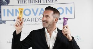 Fulfil Nutrition co-founder Niall McGrath
