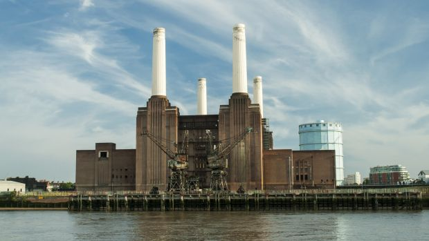 Battersea, the former coal-fired power station, was previously controlled by Treasury Holdings.