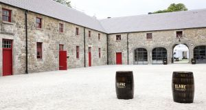 Slane Whiskey will be made from barley grown on the Mount Charles's estate,  and water  fed from the Boyne river